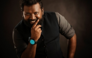 Actor Arunraja Kamaraj Stills