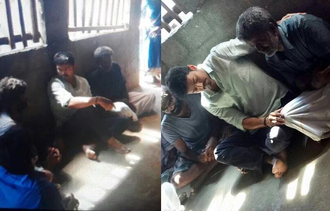 Actor Vijay Visit Anitha House Stills