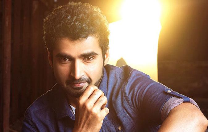 Actor Nandaa Stills