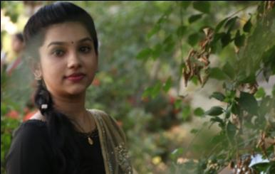 Actress Adithi