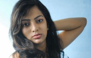 Actress Sara Deva Stills