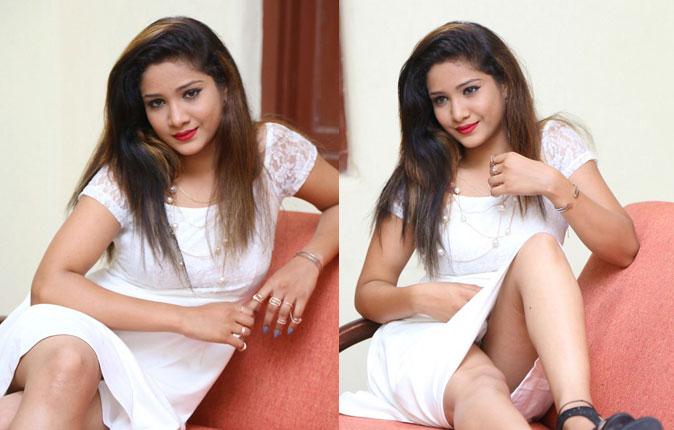 Actress Arthi Stills