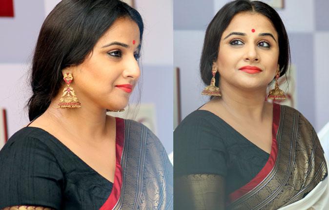 Actress Vidya Balan Stills