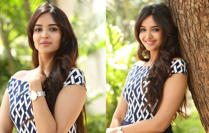 Actress Poojitha Photos