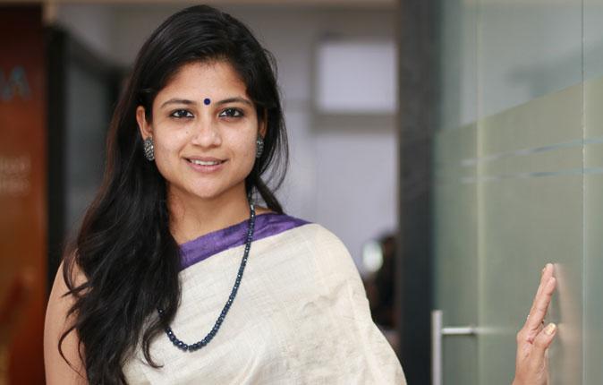 Actress Aditi Balan Stills