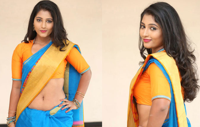 Actress Teja Reddy Stills