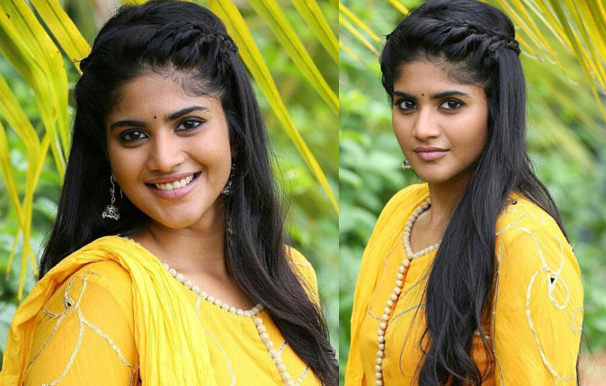Actress Megha Akash Stills