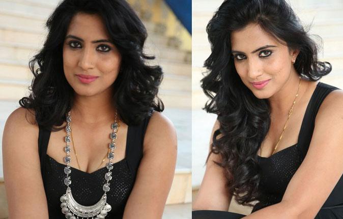 Actress Triveni Rao Stills