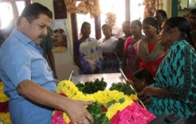 Actor Shanmugasundaram Passed Away Stills