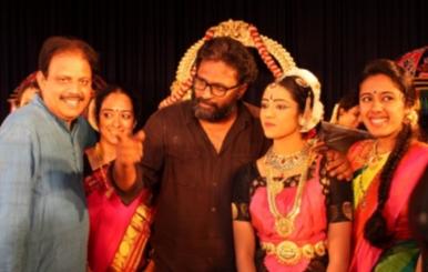 Thangameengal Fame Sadhana Bharathanatiya Arangetram Stills