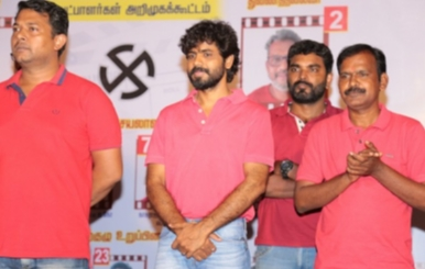 Puthiya Alaigal - Directors Union Election Members Announcement Event Stills