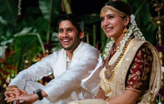 NagaChaitanya Samantha Wedding Photos