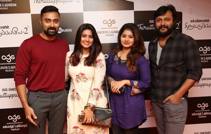 Thiruttuppayale 2 Premiere Show Stills
