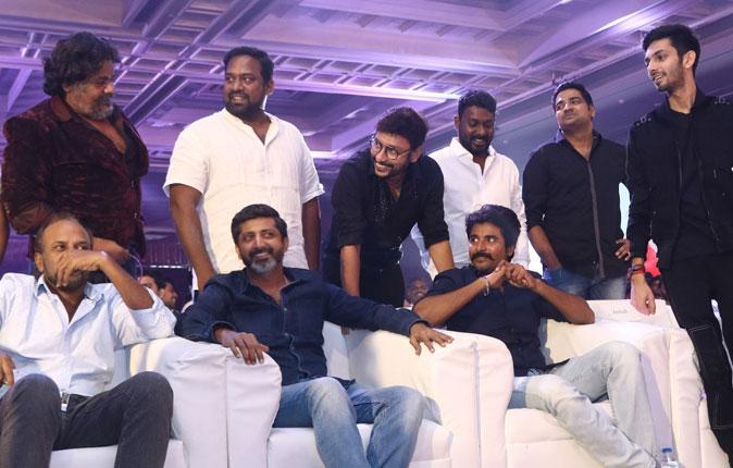 Velaikkaaran Movie Audio Launch Stills