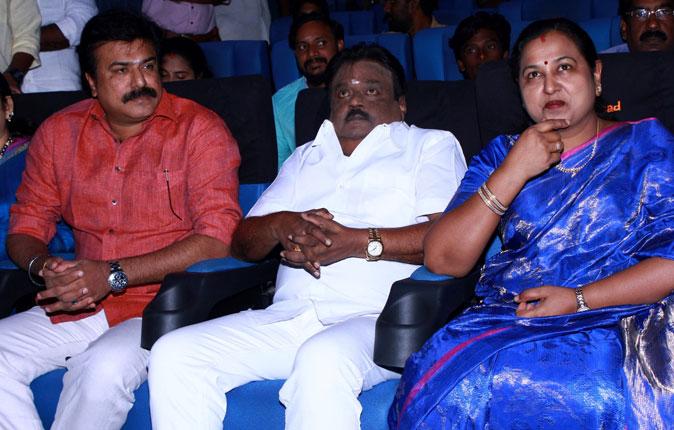 Maduraveeran Movie Audio Launch Stills