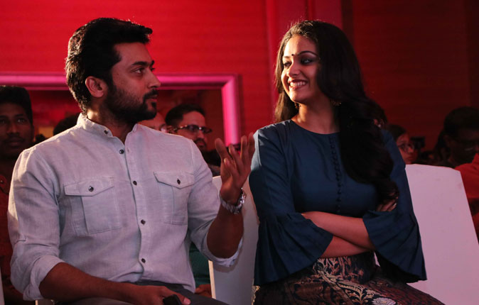 Thaana Serndha Koottam Movie Press Meet Stills