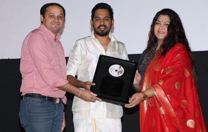 Success of Meesaya Murukku Album Felicitation by Think Music Stills