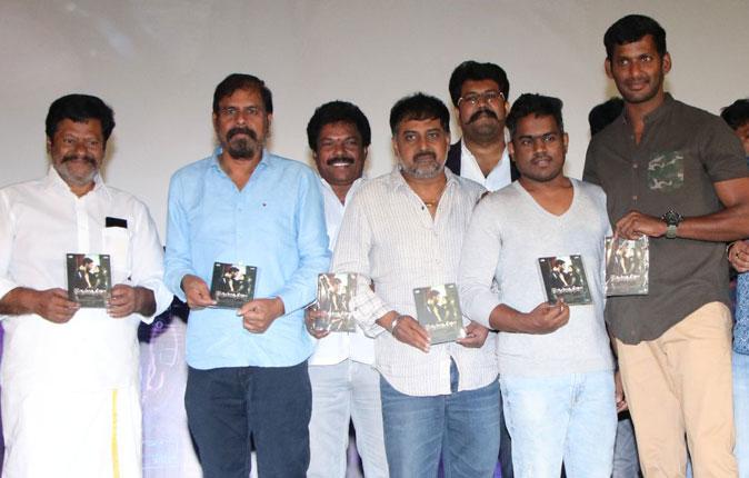 Irumbuthirai Audio Launch Stills