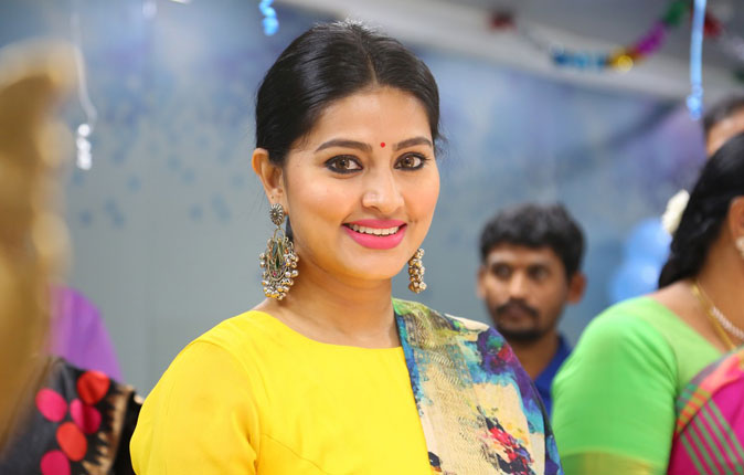 Actress Sneha Launches New V Care Clinic Stills