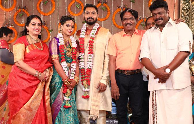 Keerthana weds Akshay Wedding Stills