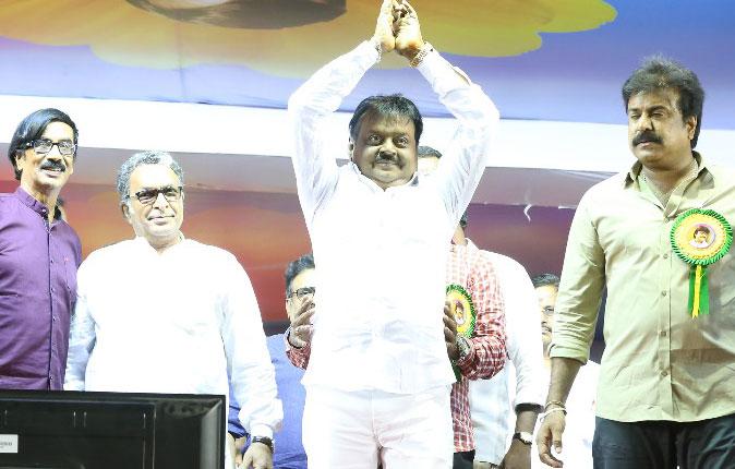 Vijayakanth 40 Celebration Event Stills