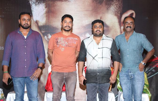 Yen Peyar Surya Yen Veedu India Movie Press Meet Stills