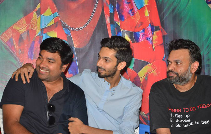 RK Nagar Movie Audio Launch Stills