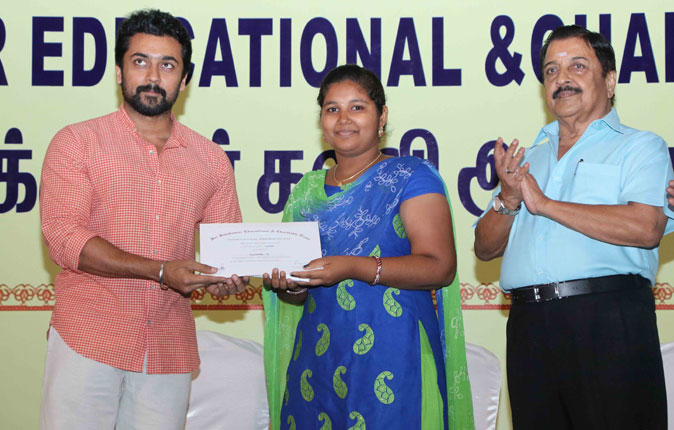 39th Sri Sivakumar Educational and Charitable Trust Awards Ceremony Stills