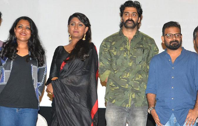 Andhra Mess Movie Press Meet Stills
