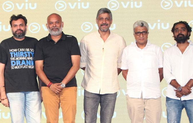 VIU Tamil Launch Event Stills