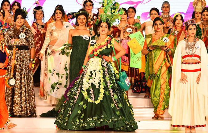 Mrs.India 2018 Final Event Stills