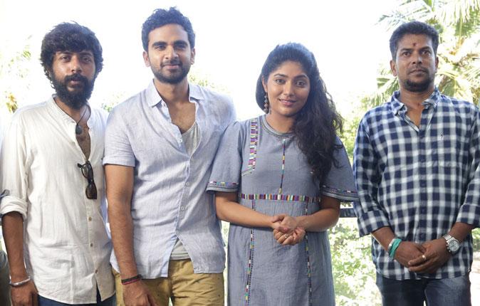 Redrum Movie Pooja Stills
