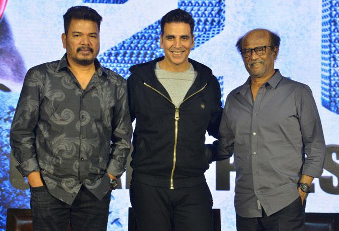2point0 Telugu Pre Release Event stills