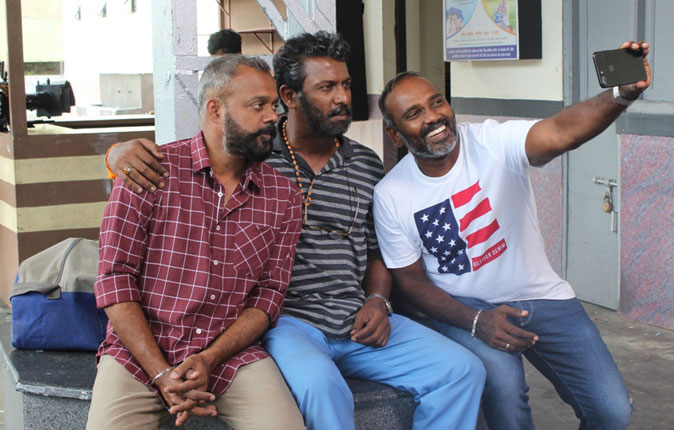 Goli Soda 2 On location Stills