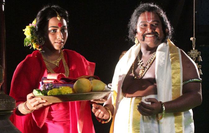Kadavul 2 Movie Working Stills