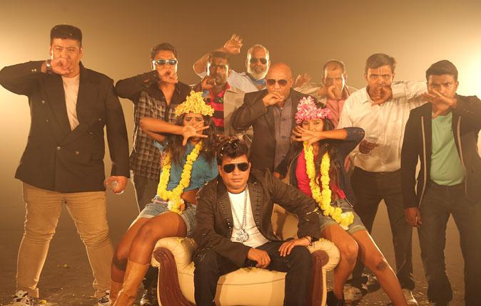 Yevanum Buthanillai Movie Stills