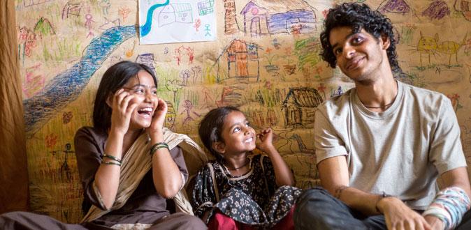 இயக்குநர் மஜித் மஜீதியின் 'பியாண்ட் தி க்ளவுட்ஸ்' ஏப்ரல் 20 ஆம் தேதி ரிலீஸ்!