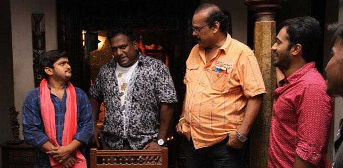 கனடாவில் நடைபெறும் 'நேத்ரா' பட இசை வெளீடு!