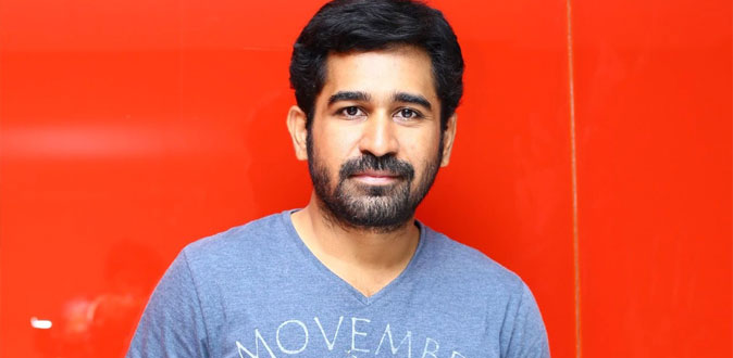 Vijay Antony signs SA Chandrasekar's Traffic Ramasamy