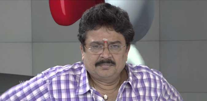 எஸ்.வி.சேகருக்கு நடிகர் சங்கம் கண்டனம்!