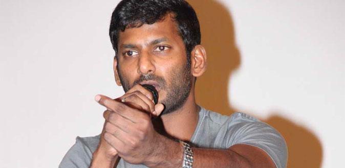 நடிகர் விஷால் திடீர் கைது!