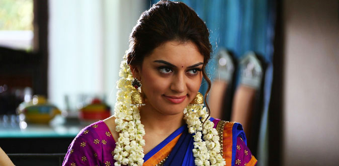 Hansika Motwani's untitled thriller movie press release