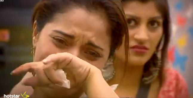 பிக் பாஸ் 2 ஷாக்கிங்! - மும்தாஜை சீண்டிய போட்டியாளர் வெளியேற்றம்