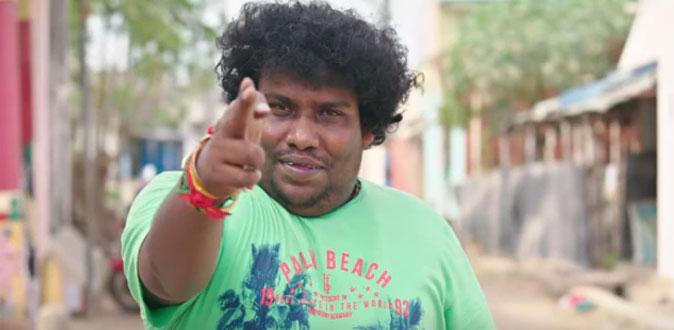 ஆஸ்கார் விருது பட நடிகருடன் கைகோர்க்கும் யோகி பாபு!