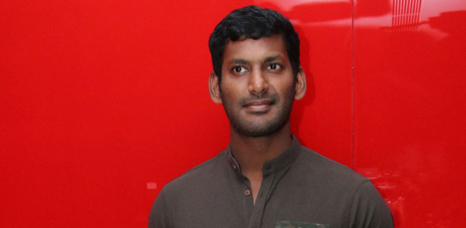 Everyone with good heart to help others is a Politician - Actor vishal