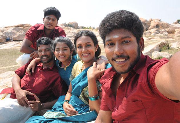 நிஜ அண்ணன் தம்பிகள் நடிக்கும் 'திருப்பதிசாமி குடும்பம்'