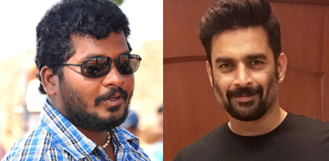 Director Sarkunam announces his next with Madhavan