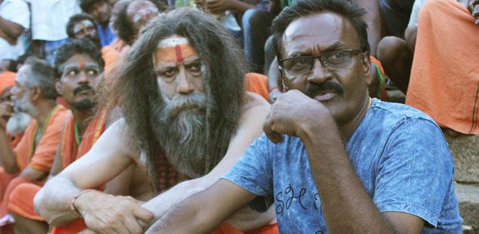 'பாண்டிமுனி' படத்திற்காக ரூ.50 லட்சத்தில் பிரம்மாண்ட செட் போட்ட கஸ்தூரிராஜா