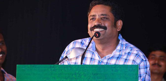 விவசாயத்தை காக்க வரும் 'குத்தூசி' - சீனு ராமசாமி பாராட்டு