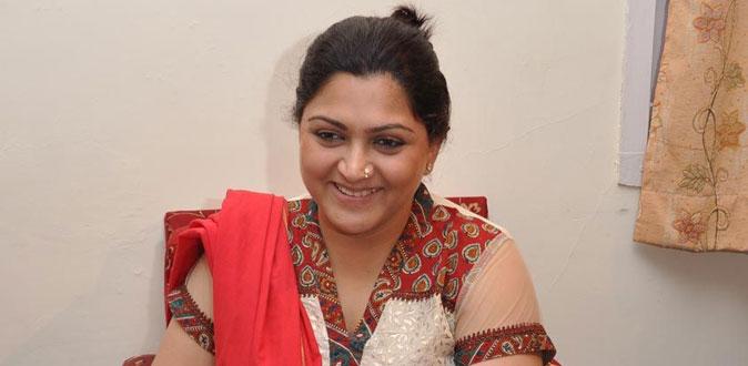 நடிகை குஷ்புவுக்கு ஆபரேஷன் - நிகழ்ச்சிகள் ரத்து!